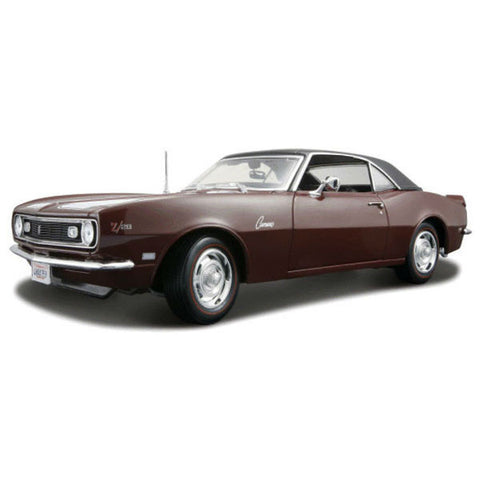 Maisto 1968 Chevrolet Camaro Z/28 Coupe 1/18 Brown