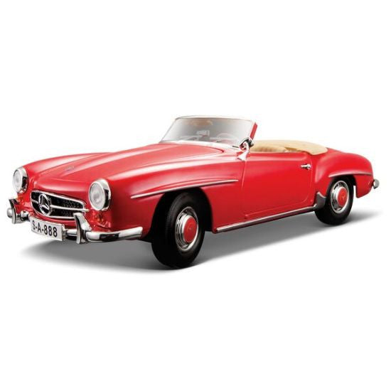 Maisto 1955 Mercedes Benz 190SL 1/18 - Hobbytoys - 1