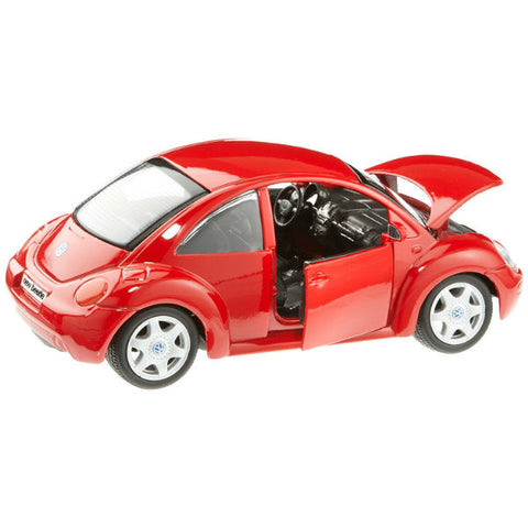 Maisto Volkswagen New Beetle 1/25 Red