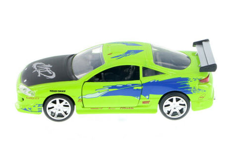 Fast & Furious Brian,s Mitsubishi Eclipse 1/32 by Jada
