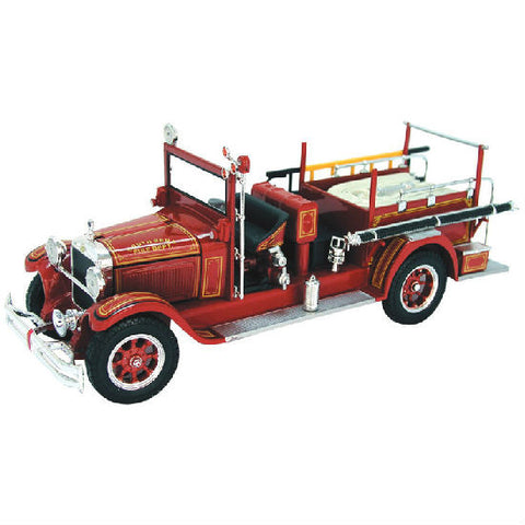 Signature Models 1928 Studebaker Fire Truck - Hobbytoys - 1