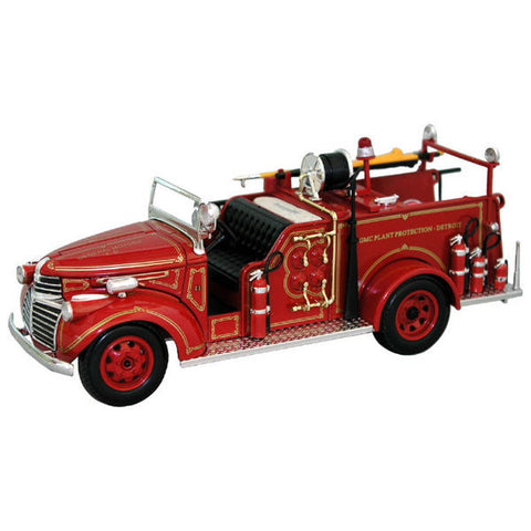 Signature Models 1941 GMC Fire Truck - Hobbytoys - 1