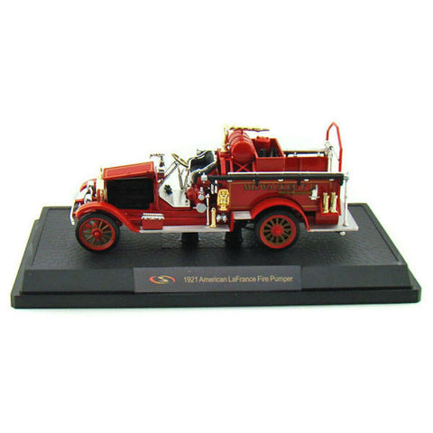 Signature Models 1921 American LaFrance Fire Pumper - Hobbytoys - 2