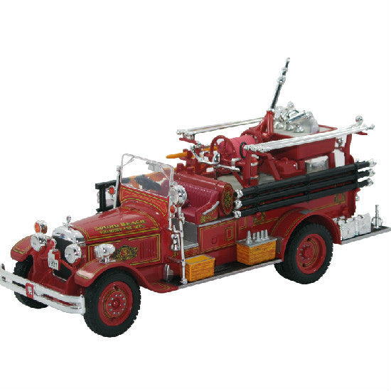 Signature Models 1931 Seagrave Fire Truck - Hobbytoys - 1