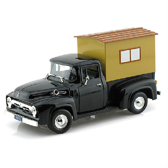 Signature Models 1956 Ford F100 Camper Truck 1/32 - Hobbytoys - 1