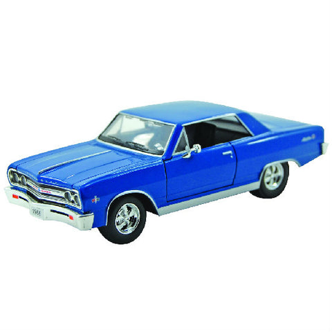 Signature Models 1965 Chevrolet Malibu 1/32 - Hobbytoys - 1