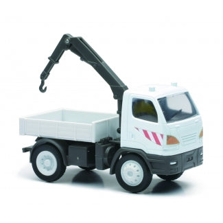 Construction Force Model Tow truck by New-Ray Die-cast Truck Model 1:43