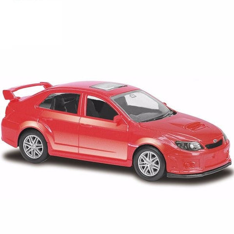 RMZ City Subaru WRX STI Red - Hobbytoys - 2