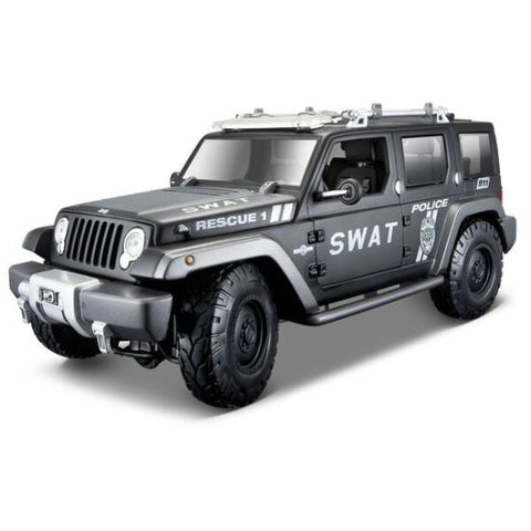Maisto Jeep Rescue Concept Tactical 1/18 - Hobbytoys