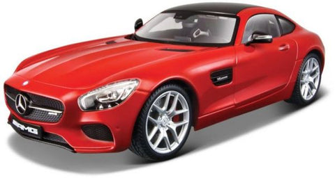 Maisto Exclusive Edition Mercedes-Benz AMG GT 1/18