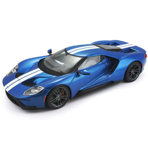 Maisto 2017 Ford GT Exclusive Edition 1/18 Blue