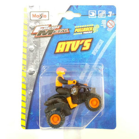 Maisto Fresh Metal 4X4 ATV FM Racing