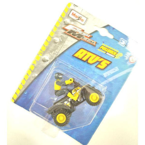 Maisto Fresh Metal 4X4 ATV P-7 Motorcycle
