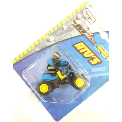 Maisto Fresh Metal 4X4 ATV Vonham 55 Motorcycle