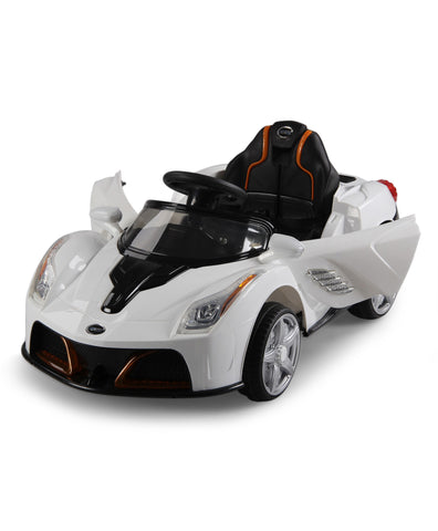 Converti PCH 198 white colour Battery Operated Ride on car