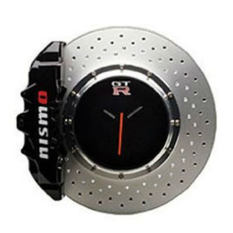 AUTOart Disc Brake Clock 8-Pot Black Caliper