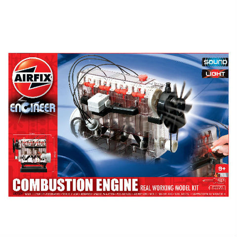 Airfix IC Internal Combustion Engine Model Kit - Hobbytoys - 2