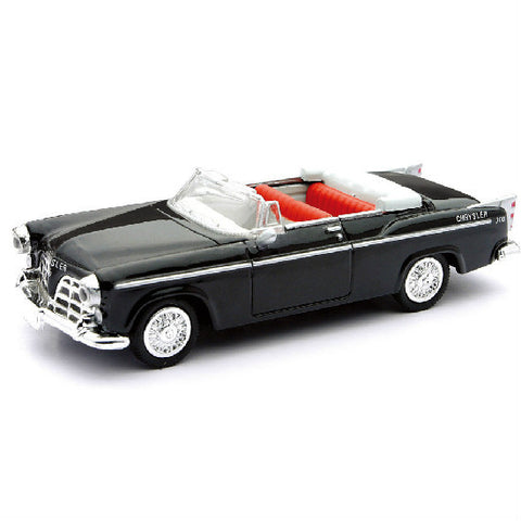 New-Ray 1955 Chrysler C-300 Die-cast Toy Car Model - Hobbytoys