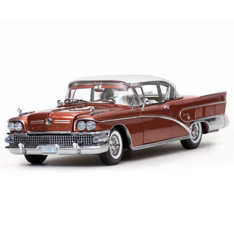 Sun Star 1958 Buick Limited Riviera Coupe 1/18 - Hobbytoys - 1