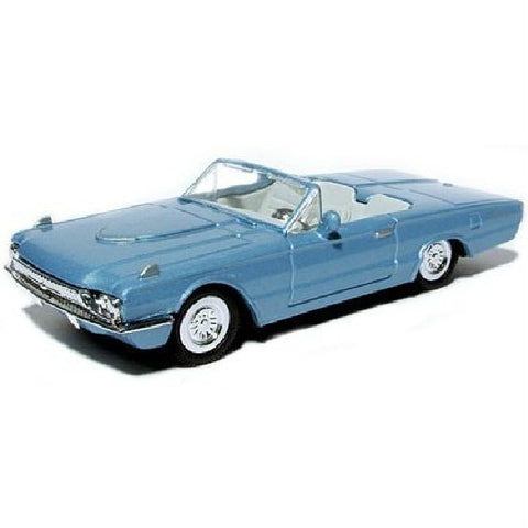 New-Ray 1966 Ford Thunderbird Die-cast Toy Model Car - Hobbytoys