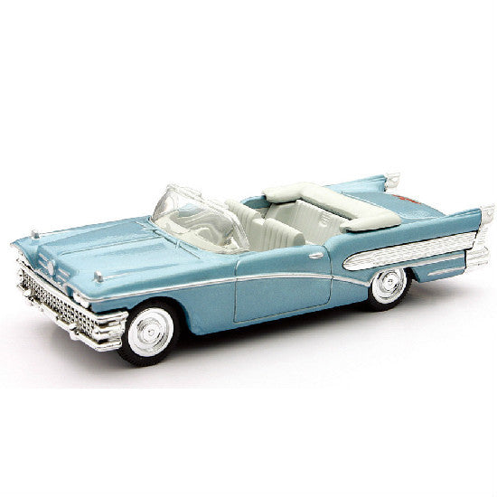 New-Ray 1958 Buick Century Die-cast Toy Model Car - Hobbytoys