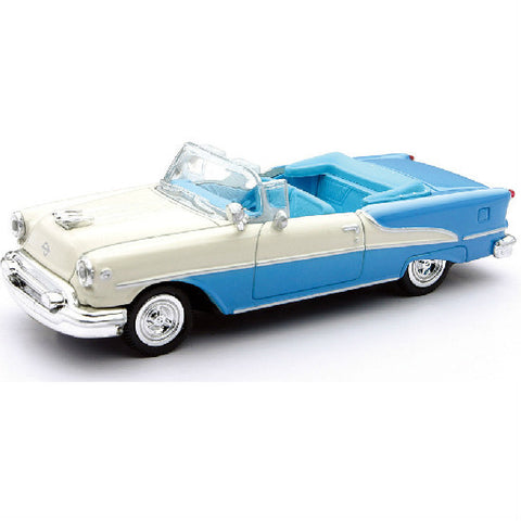 New-Ray 1955 Oldsmobile Super 88 Die-cast Toy Model Car - Hobbytoys