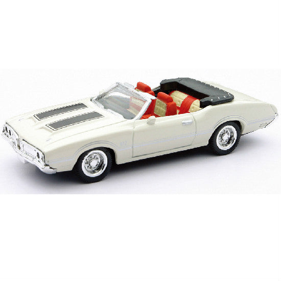 New-Ray 1970 Oldsmobile 442 W-30 Die-cast Toy Model Car - Hobbytoys