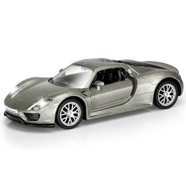 RMZ City Porsche 918 Spyder Grey - Hobbytoys - 1