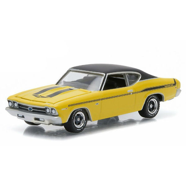 Greenlight 1969 Muscle Series 14 Chevrolet Yenko COPO Chevelle 1/64 - Hobbytoys