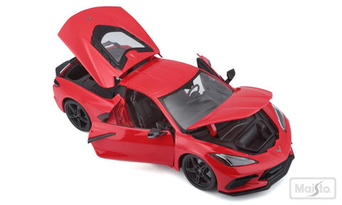 Maisto 2020 Chevrolet Corvette Stingray 1/18