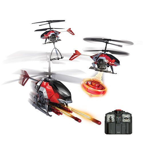 Silverlit Heli Combat Helicopter Infrared 2Channel - Hobbytoys - 1