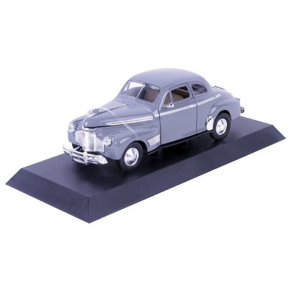 New-Ray 1941 Chevrolet Special Deluxe 5 Passenger Coupe 1:32 Diecast Scale Model Car - Hobbytoys