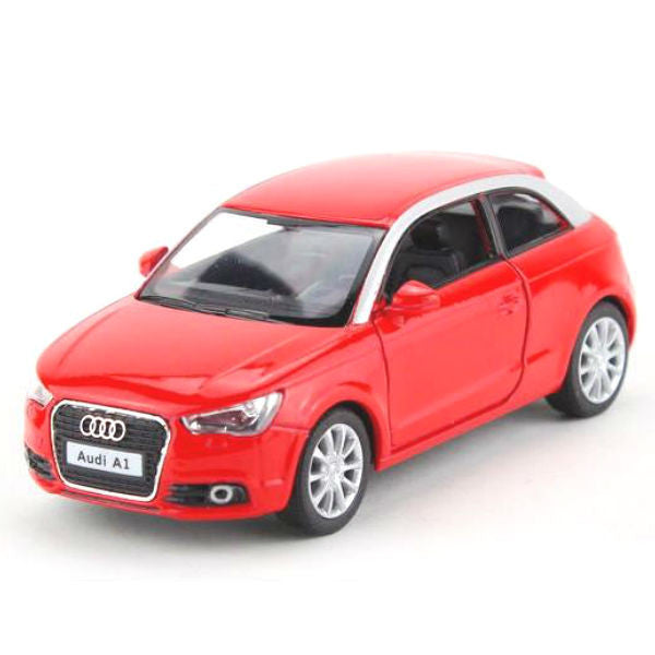 Kinsmart 2010 Audi A1 1/32 Red