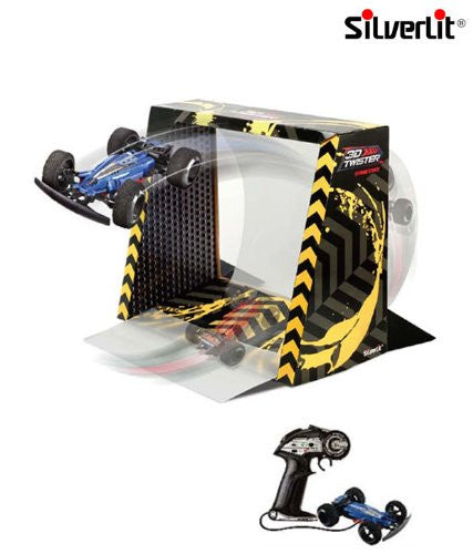 Silverlit 82359 R/C 3D Twisters Racz Extreme with Stunt Set - Hobbytoys - 1