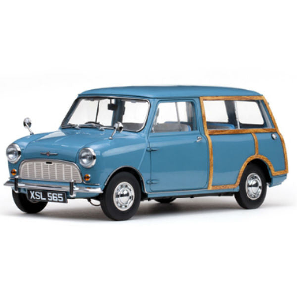 Sun Star 1960 Morris Mini Traveller 1/12