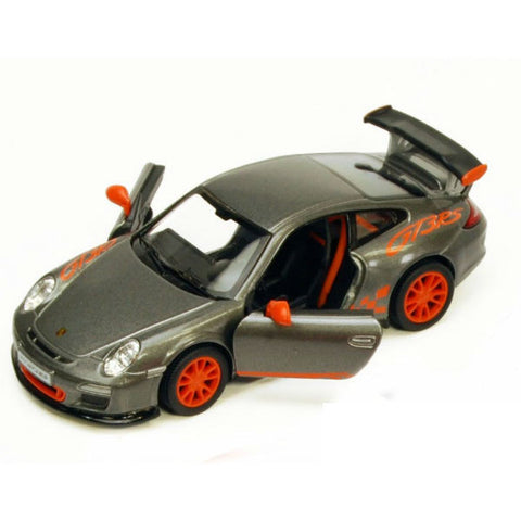 Kinsmart 2010 Porsche 911 GT3 RS 1/36 Grey - Hobbytoys