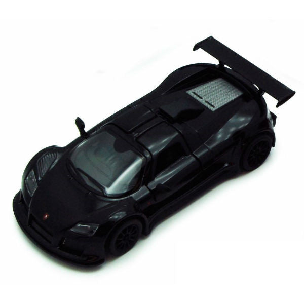 Kinsmart 2010 Gumpert Apollo Sport 1/36 Black - Hobbytoys