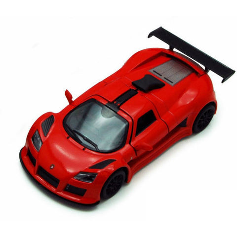 Kinsmart 2010 Gumpert Apollo Sport 1/36 Red - Hobbytoys