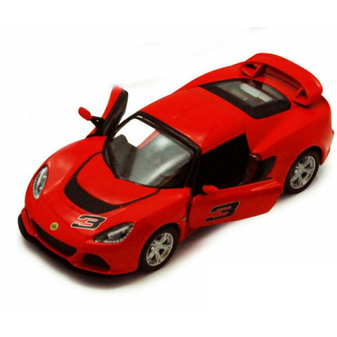 Kinsmart 2012 Lotus Exige S 1/32 Red - Hobbytoys - 1