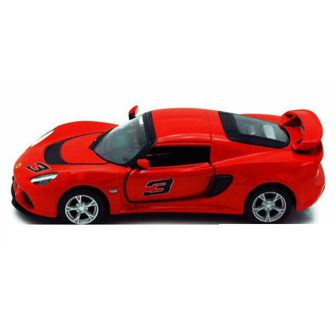 Kinsmart 2012 Lotus Exige S 1/32 Red - Hobbytoys - 2