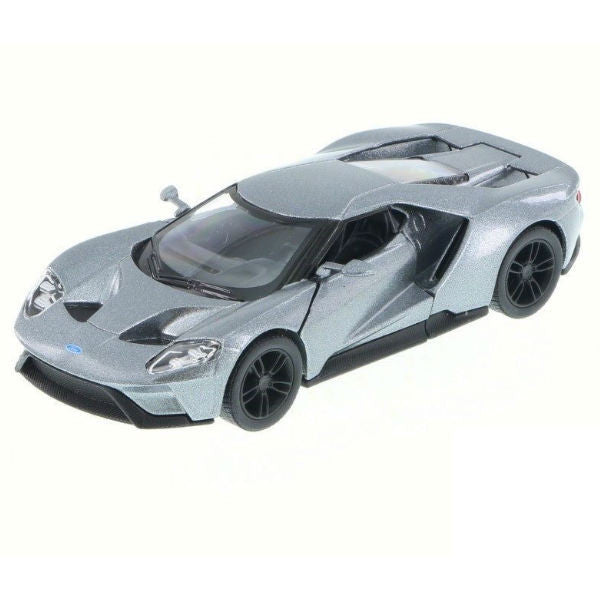 Kinsmart 2017 Ford GT 1/38 Grey - Hobbytoys - 1