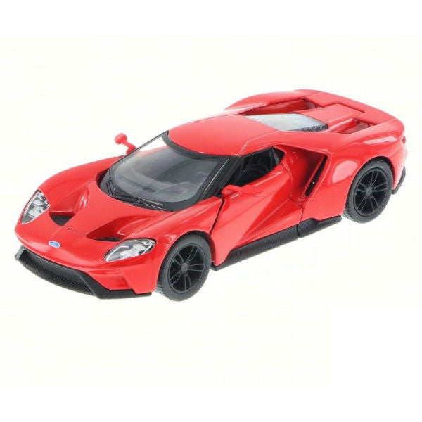 Kinsmart 2017 Ford GT 1/38 Red - Hobbytoys - 1