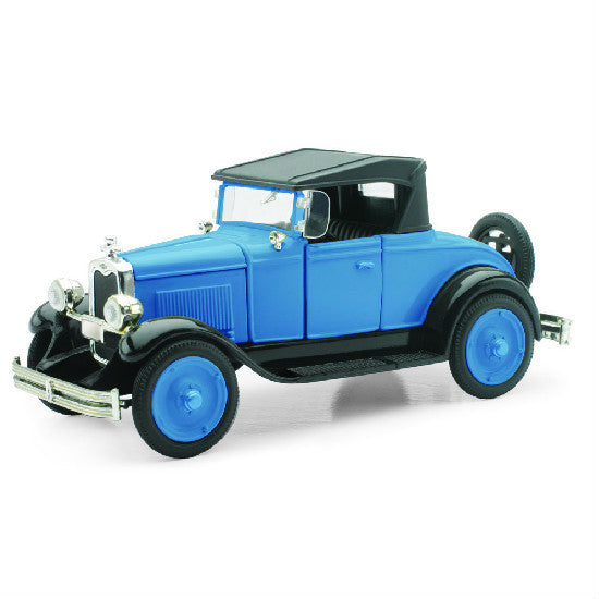 New-Ray 1928 Chevy Roadster 1:32 Scale Classic Model Car - Hobbytoys
