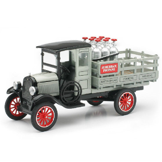 New-Ray 1923 Chevy Series D 1-Ton Pick up Truck 1:32 Scale Classic Model Car - Hobbytoys