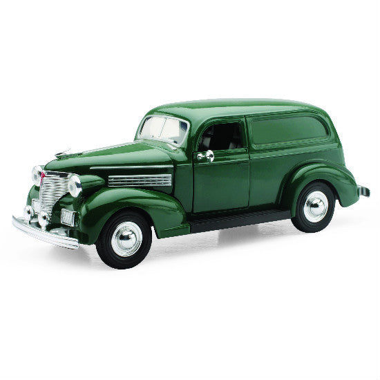 New-Ray 1939 Chevy Sedan Delivery 1:32 Diecast Scale Model Car - Hobbytoys