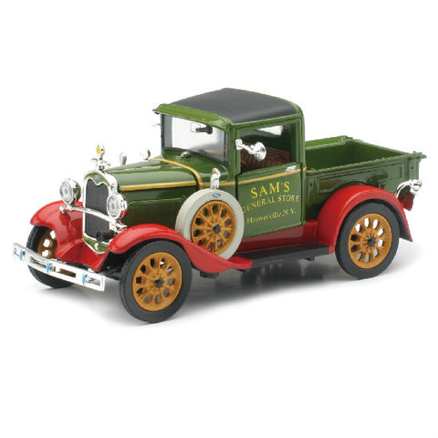 New-Ray 1931 Ford Model A Pickup Truck Diecast Toy Vehicle - Hobbytoys