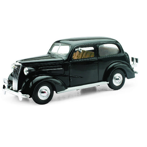 New-Ray 1937 Chevrolet Master Deluxe Town Sedan 1:32 Diecast Scale Model Car - Hobbytoys