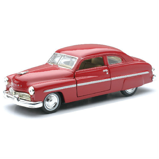 New-Ray 1949 Ford Mercury Diecast Toy Car Model - Hobbytoys