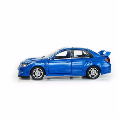 RMZ City Subaru WRX STI Blue - Hobbytoys - 2