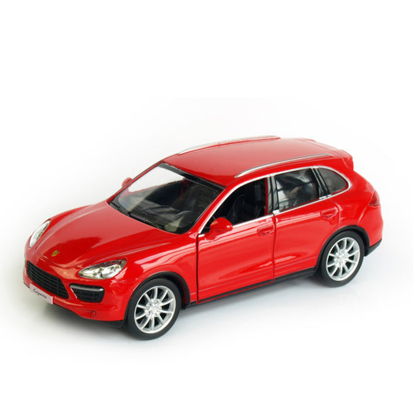 RMZ City Porsche Cayenne Turbo Red - Hobbytoys - 1
